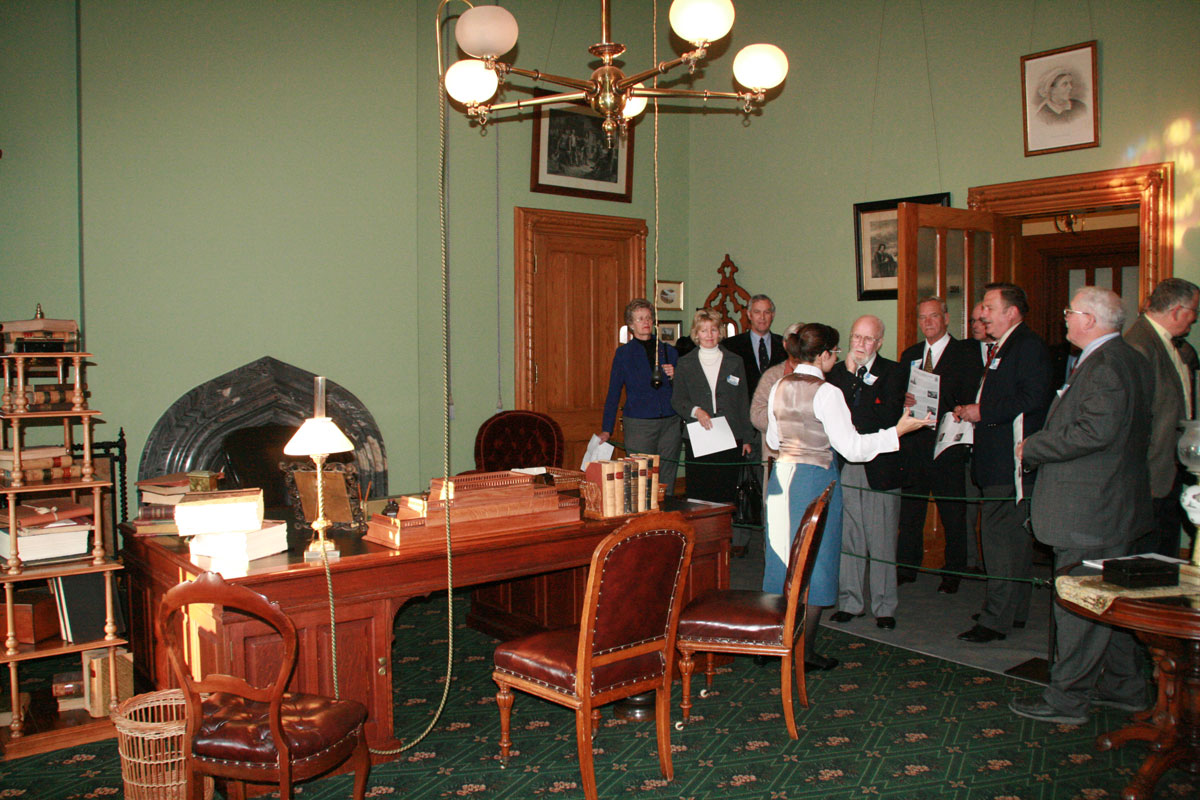 Sir John A Macdonald's Office