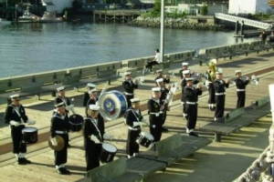 Veteran Navy Band