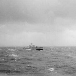 Ship of 9th Canadian Escort Squadron, June 8, 1964.