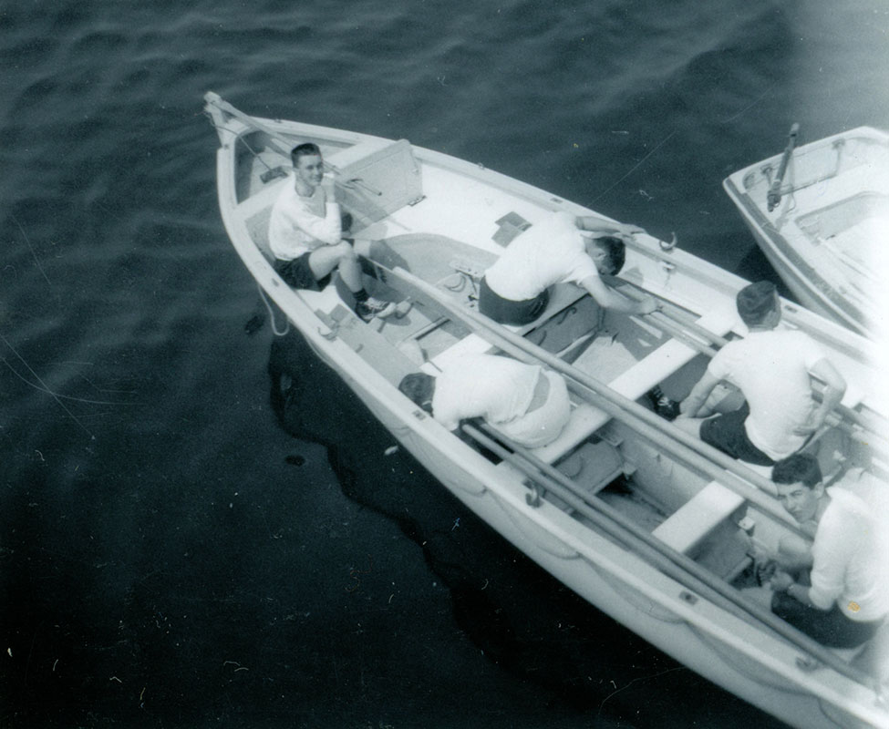 Whaler Portland.